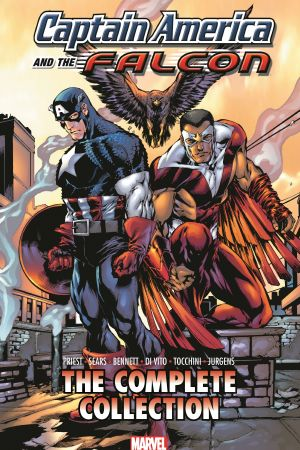 CAPTAIN AMERICA & THE FALCON BY CHRISTOPHER PRIEST: THE COMPLETE COLLECTION TPB (Trade Paperback)