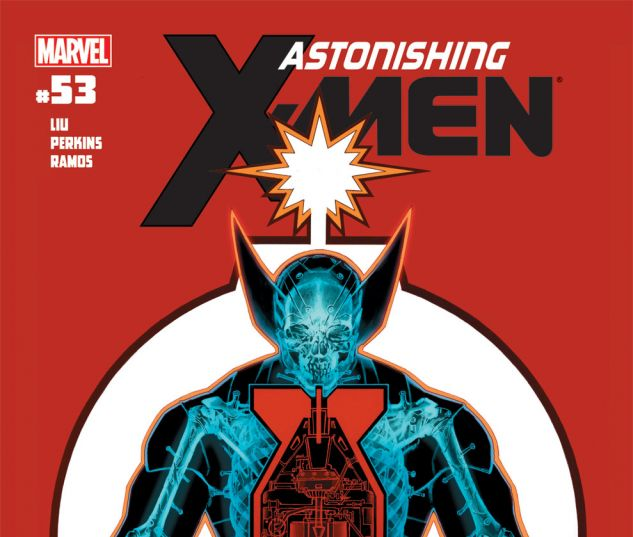 ASTONISHING X-MEN (2004) #53 Cover