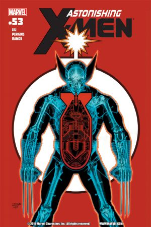 Astonishing X-Men (2004) #53