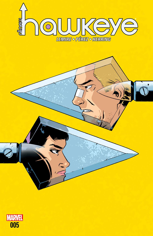 All-New Hawkeye (2015) #5