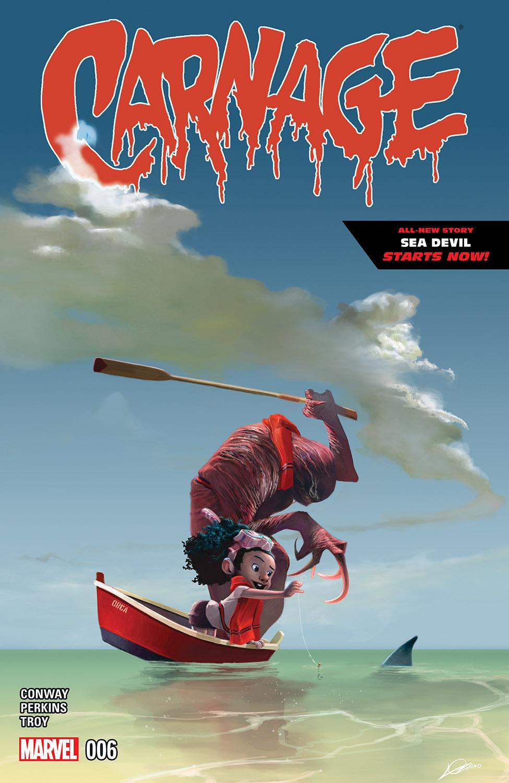 Carnage (2015) #6