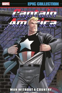 Captain America Epic Collection: Man Without a Country (Trade Paperback)