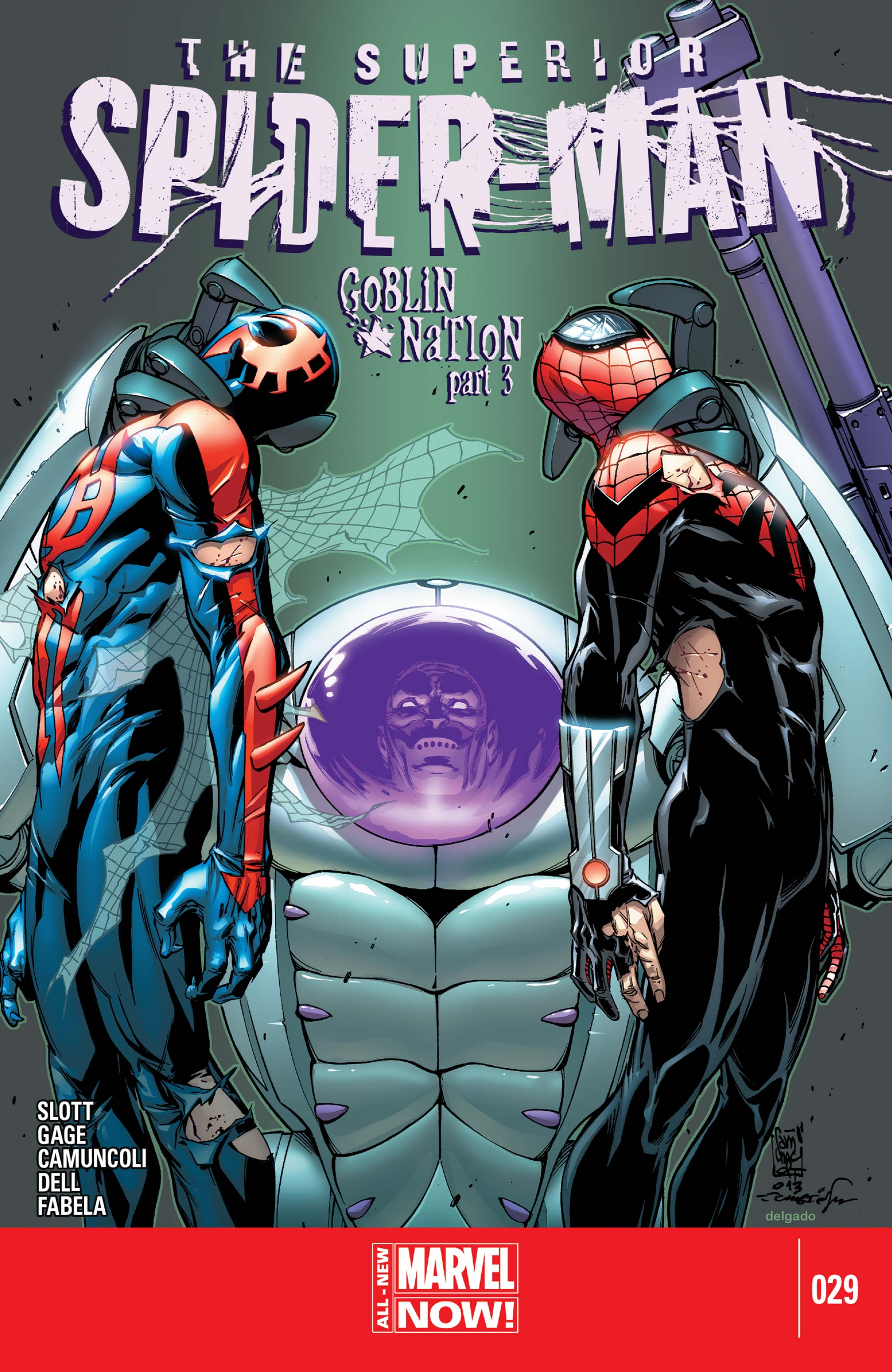 Superior Spider-Man (2013) #29