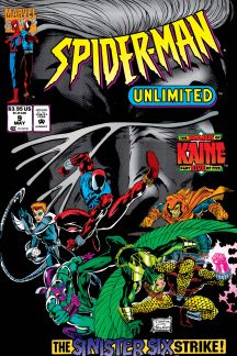 Spider-Man Unlimited #9