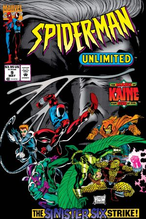 Spider-Man Unlimited (1993) #9