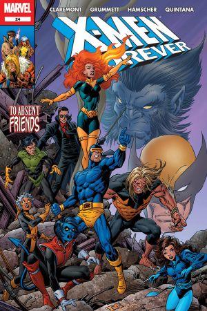 X-Men Forever (2009) #24