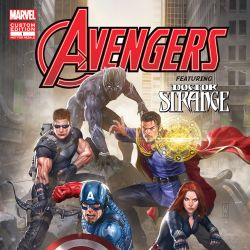 AVENGERS – Another Day to Save, Featuring Doctor Strange - Chapter 6 of 10