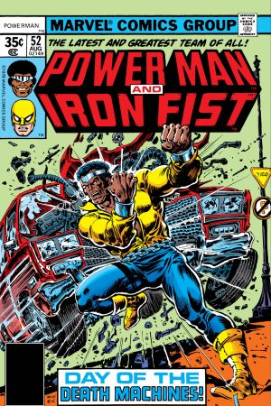 Power Man and Iron Fist (1978) #52