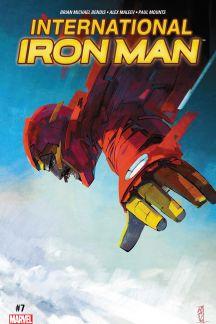International Iron Man #7