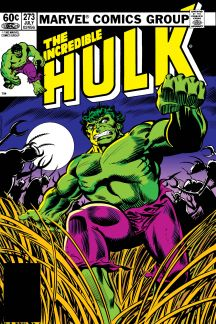 Incredible Hulk (1962) #273