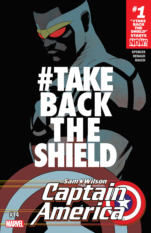 Captain America: Sam Wilson (2015) #14