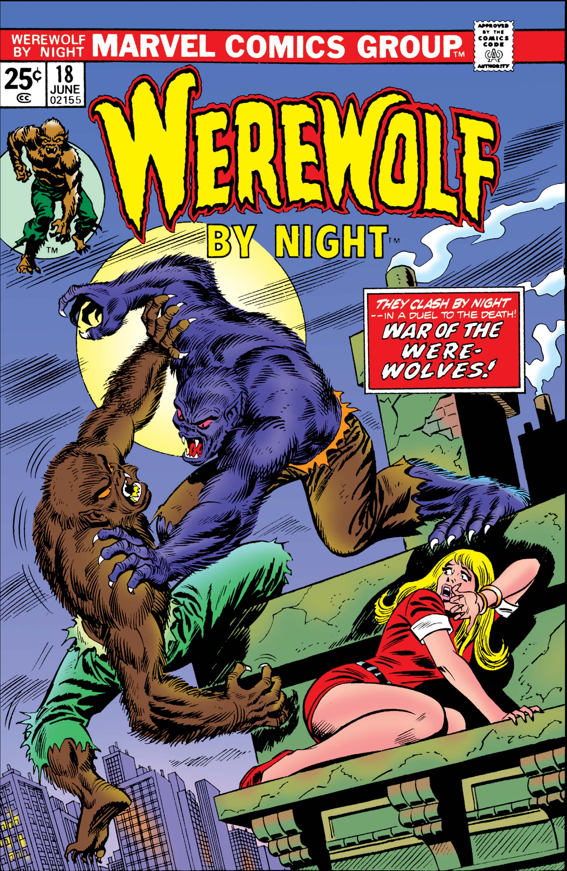 Werewolf By Night (1972) #18
