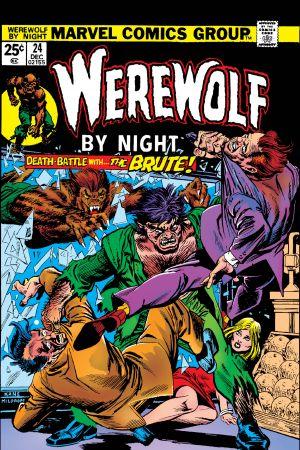 Werewolf By Night (1972) #24