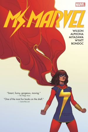 Ms. Marvel Omnibus Vol. 1 (Hardcover)