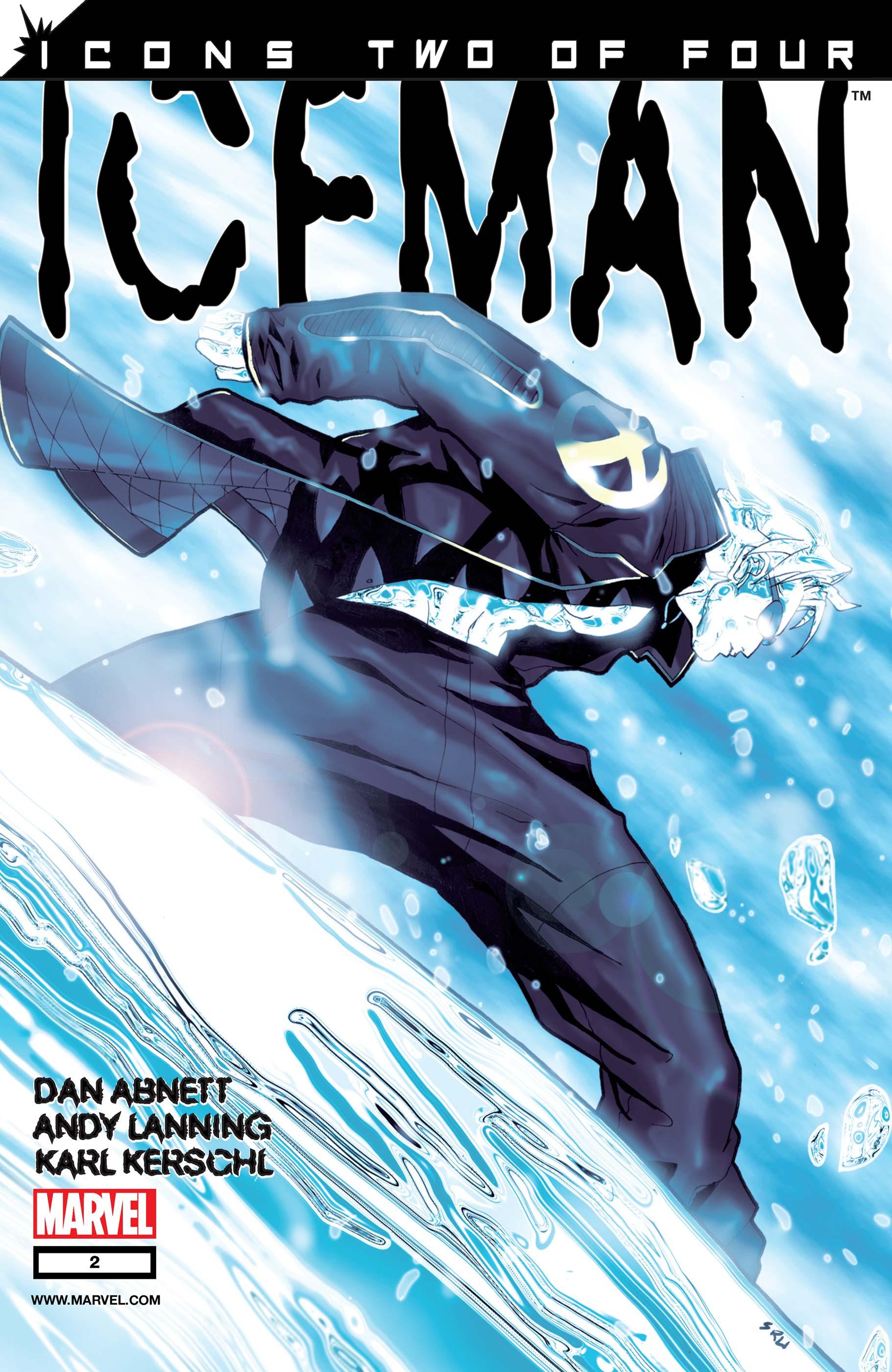 Iceman (2001) #2