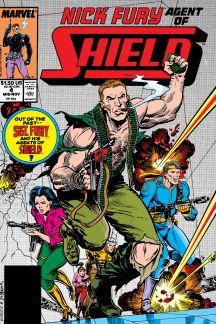 Nick Fury, Agent of S.H.I.E.L.D. #4