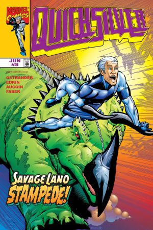Quicksilver (1997) #8