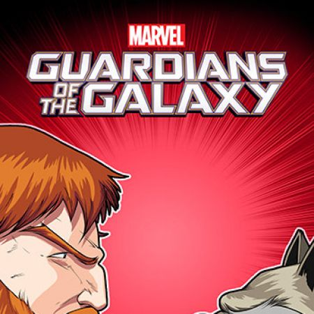 GUARDIANS OF THE GALAXY: AWESOME MIX INFINITE COMIC (2016 - 2017)