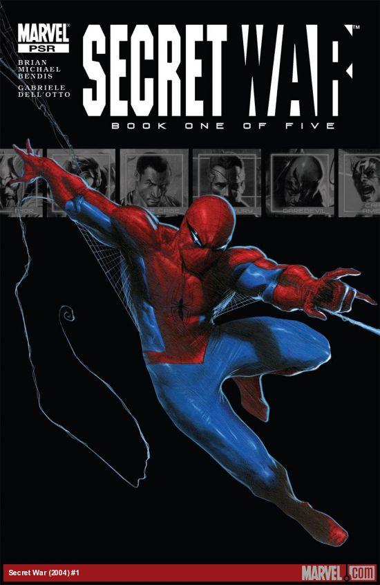 Secret War (2004) #1