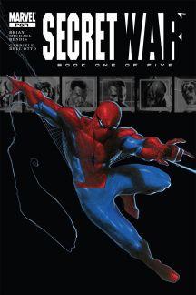 Secret War #1