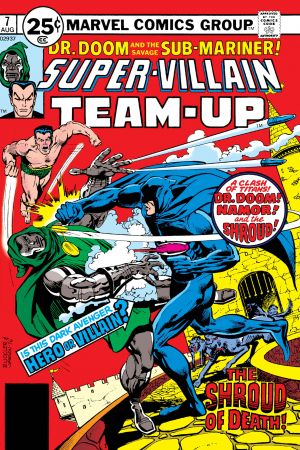 Super-Villain Team-Up (1975) #7