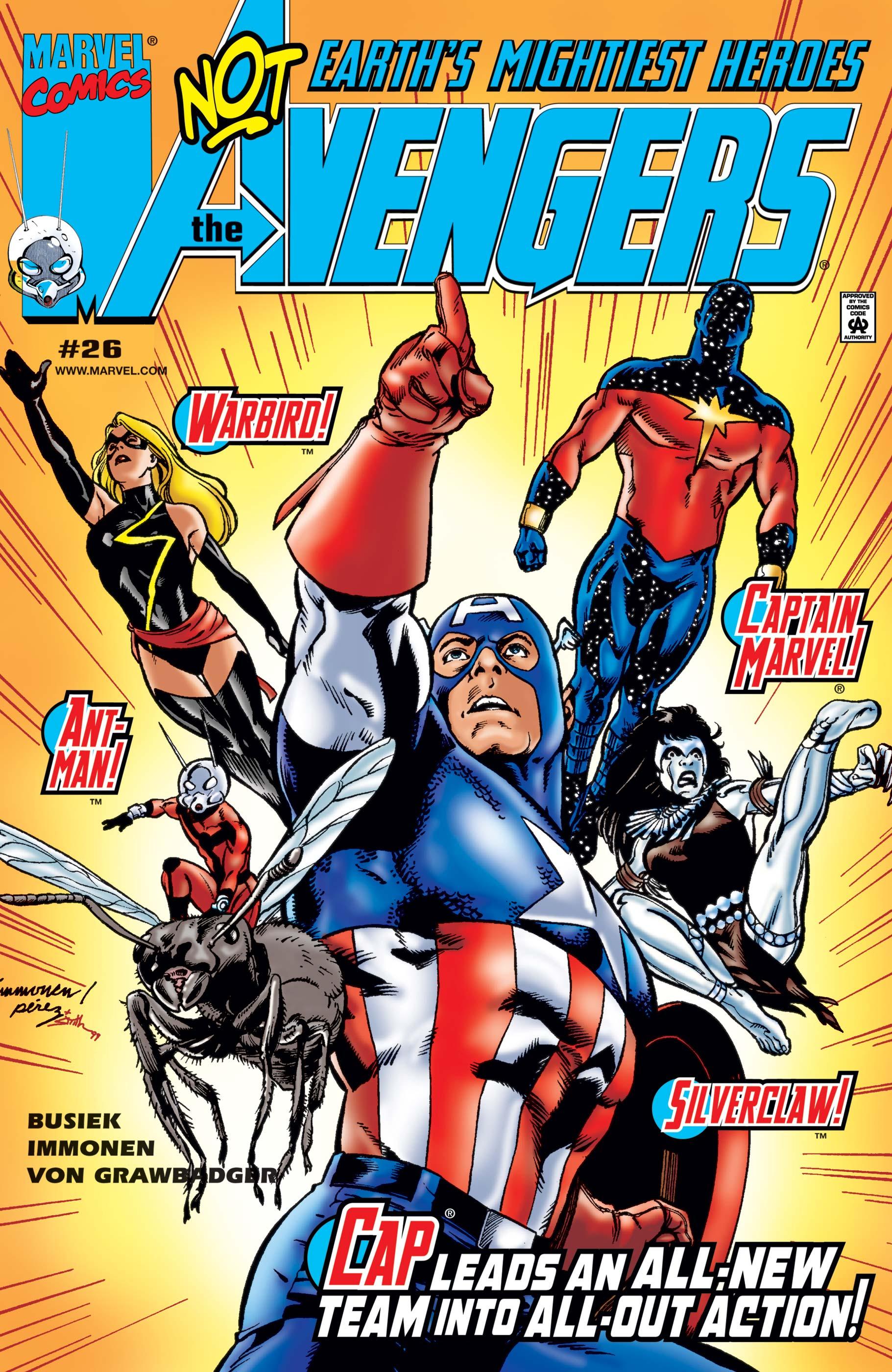 Avengers (1998) #26