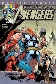 Avengers (1998) #45