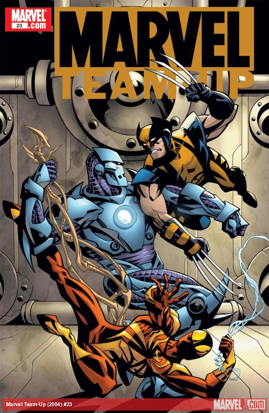 Marvel Team-Up (2004) #23
