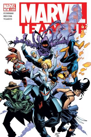 Marvel Team-Up #15