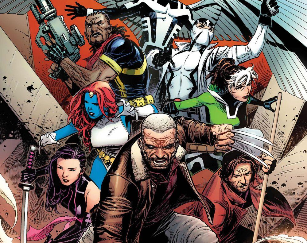 Writer Charles Soule Headlines Astonishing X-Men