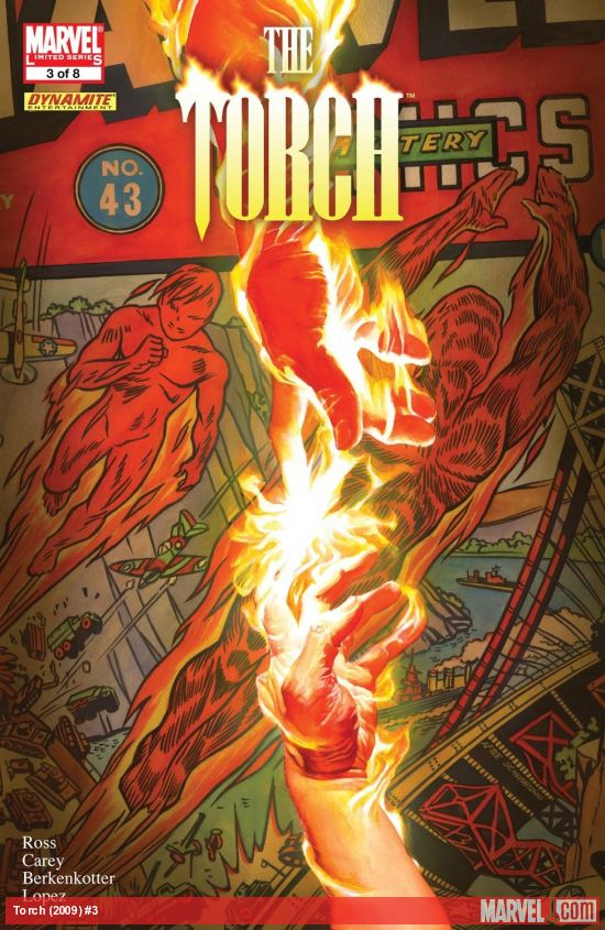 The Torch (2009) #3