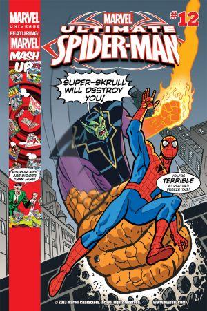 Marvel Universe Ultimate Spider-Man (2012) #12
