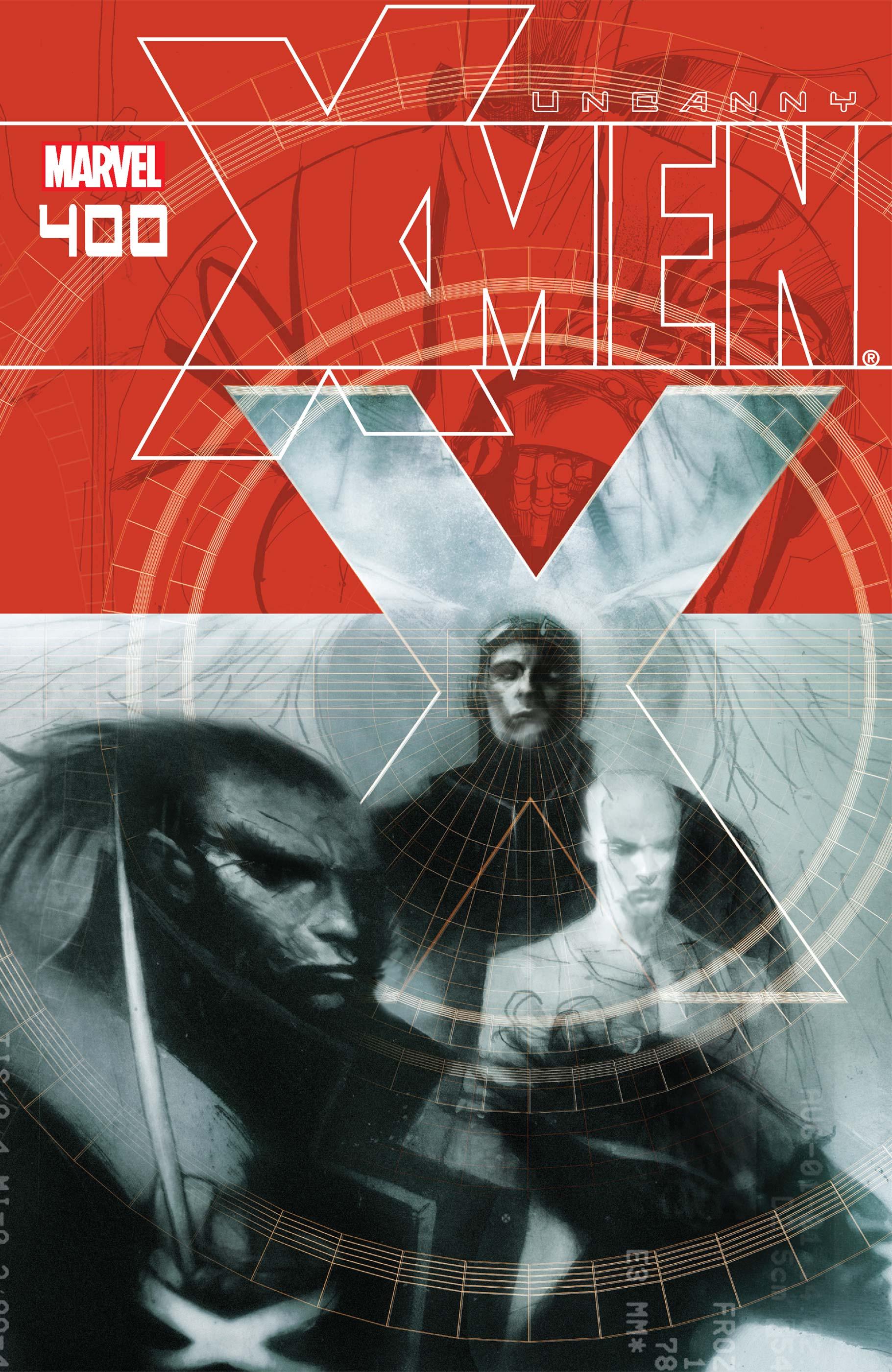 Uncanny X-Men (1963) #400