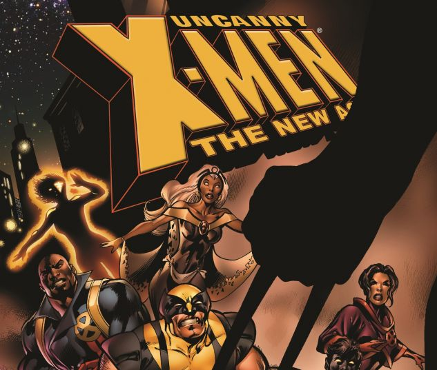 UNCANNY X-MEN - THE NEW AGE VOL. 2: THE CRUELEST CUT 0 cover