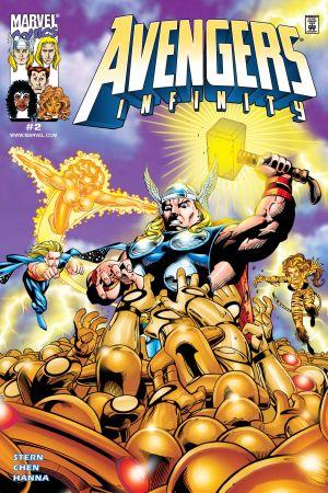 Avengers: Infinity #2