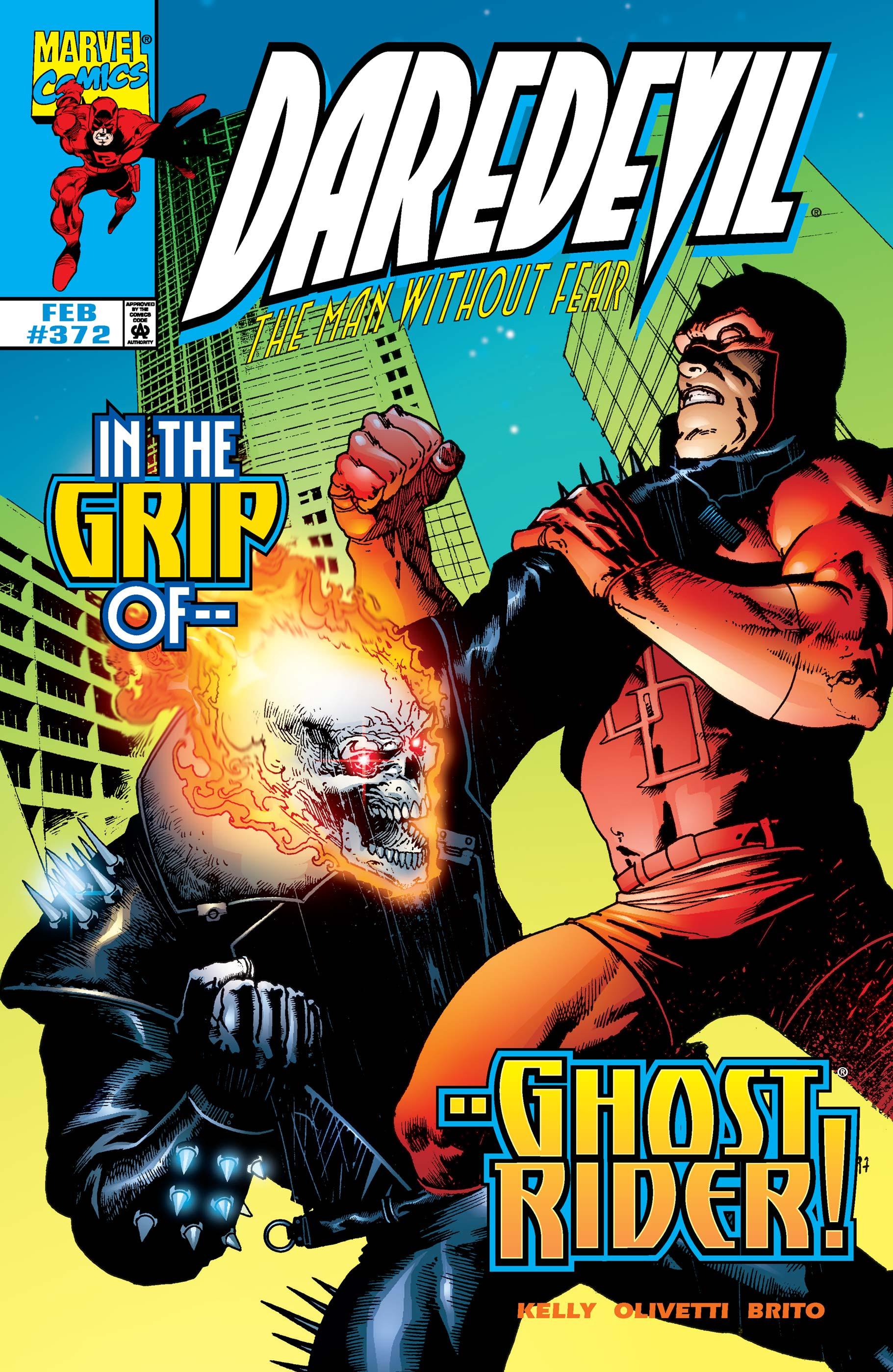 Daredevil (1964) #372