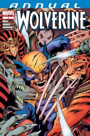 Wolverine Annual (2012) #1