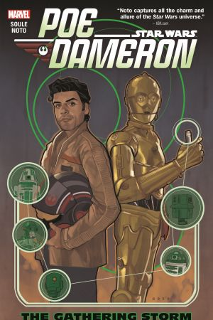 Star Wars: Poe Dameron Vol. 2 - The Gathering Storm (Trade Paperback)