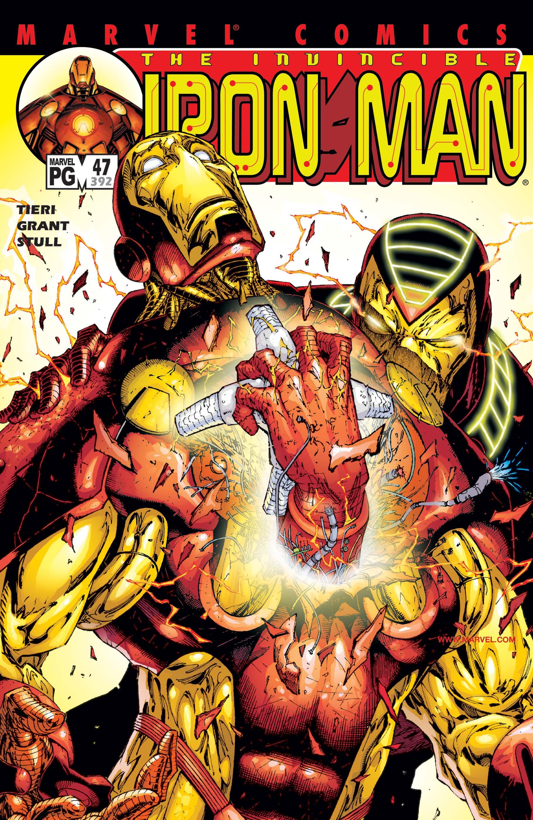 Iron Man (1998) #47