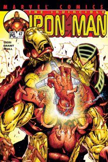 Iron Man #47