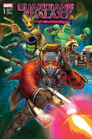 Guardians of the Galaxy: Telltale Games (2017) #1