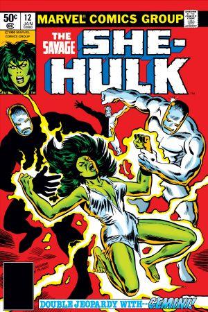 Savage She-Hulk #12