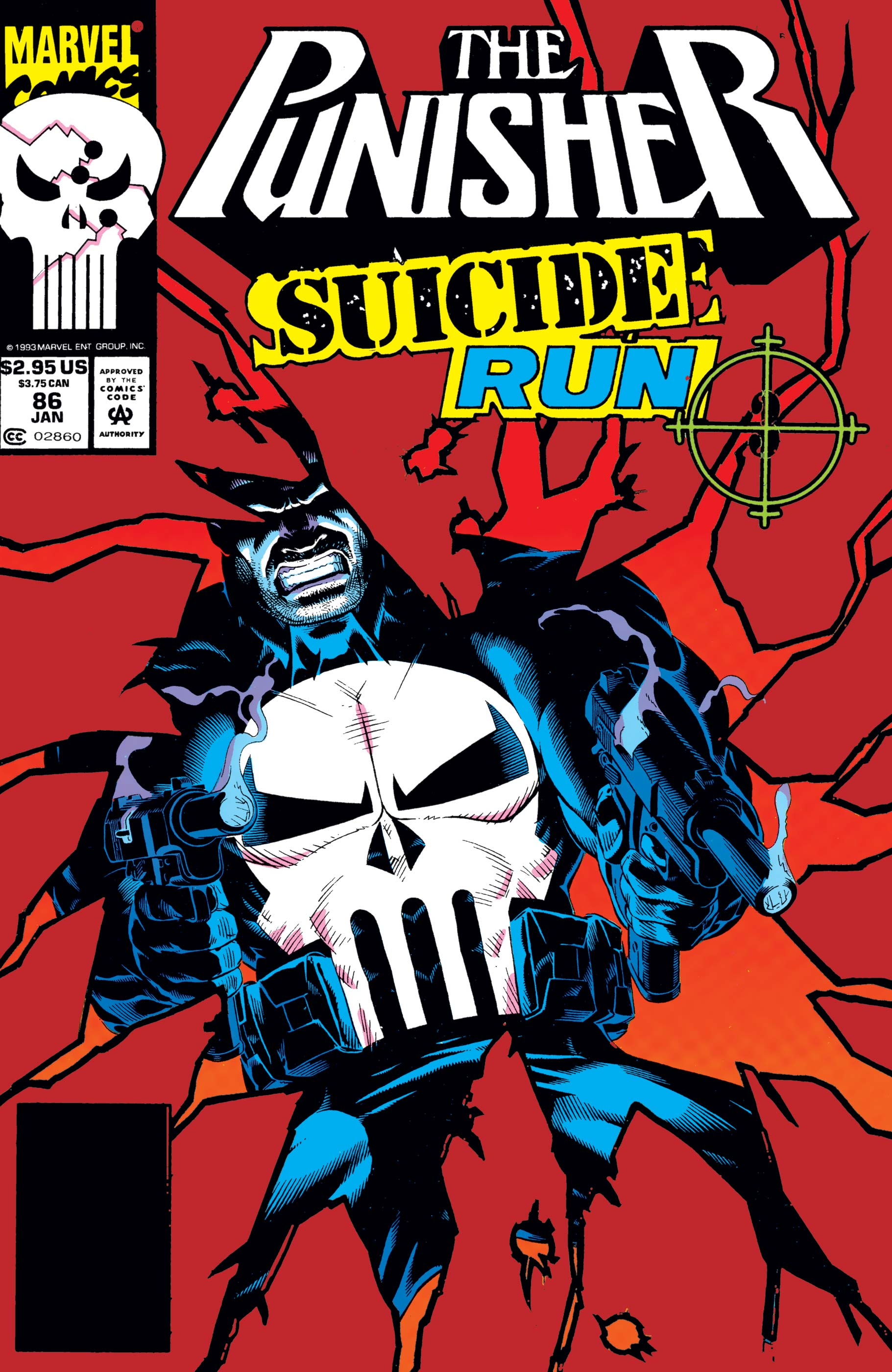 The Punisher (1987) #86