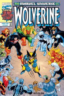 Wolverine (1988) #134