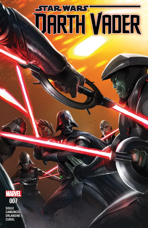 Darth Vader (2017) #7