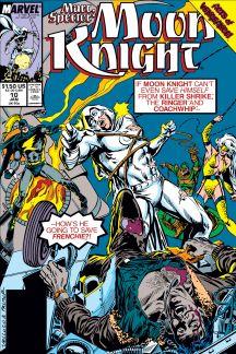 Marc Spector: Moon Knight #10