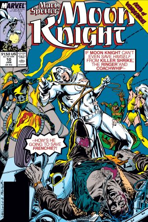 Marc Spector: Moon Knight #10