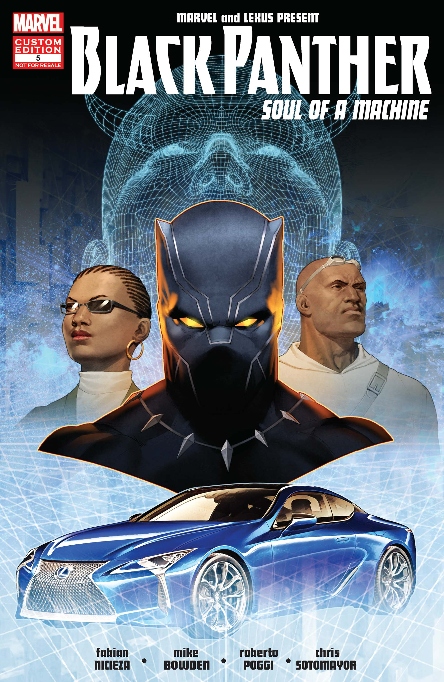 Black Panther: Soul of a Machine – Chapter Five (2018)