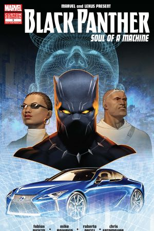 Black Panther: Soul of a Machine – Chapter Five #0