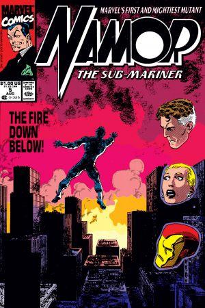 Namor: The Sub-Mariner (1990) #5